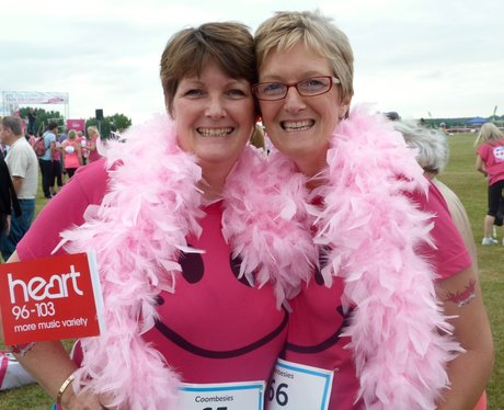 Race For Life North Weald Part 1