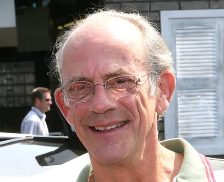 Then and Now Back To The Future Christopher Lloyd