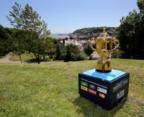 Webb Ellis Trophy Tour