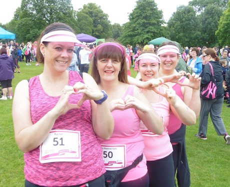 Dudley Race For Life - The Morning - Part One