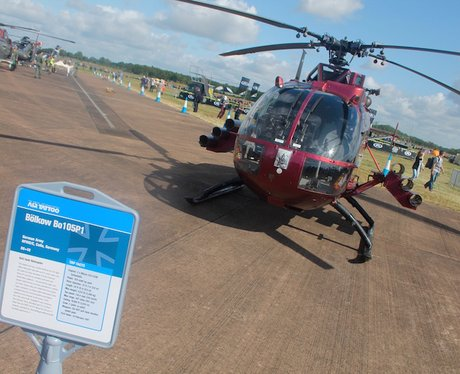 Heart Angels: RIAT 2015