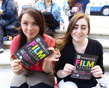Brindleyplace Film Festival