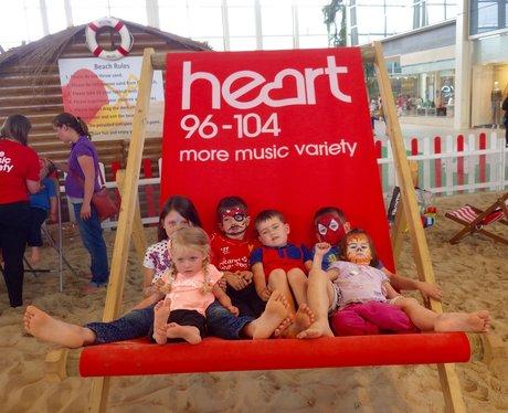 Centre:mk Summer Beach - 20th July 2015