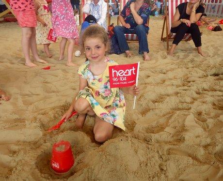 Centre:mk Summer Beach - 22nd July 2015