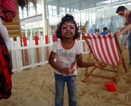 Centre:mk Summer Beach - 23rd July 2015