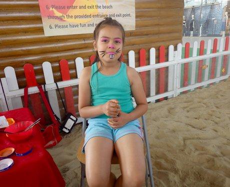 Centre:mk Summer Beach - 23rd July 2015