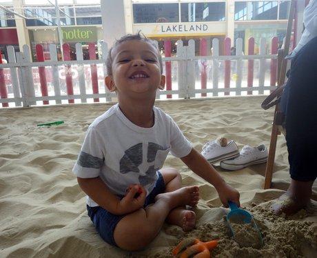 Centre:mk Summer Beach - 25th July 2015