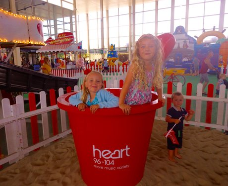 Centre:mk Summer Beach - 25th July 2015