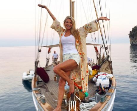 Christie Brinkley Instagram