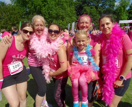Colchester Race for Life - Part 1