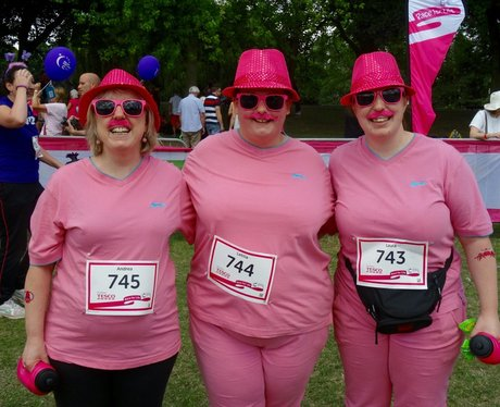 Colchester Race for Life - Part 2