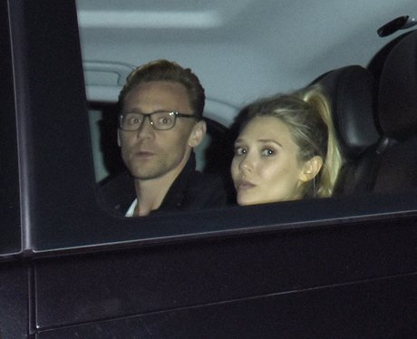 Elizabeth Olsen and Tom Hiddleston