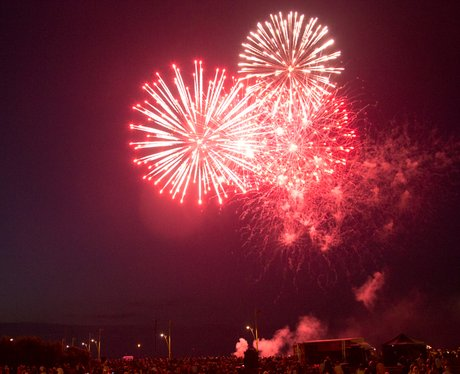 Great Yarmouth Fireworks 2015 Wk 2