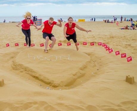 Lowestoft Sandcastle Contest
