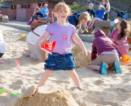 Lowestoft Sandcastle Record