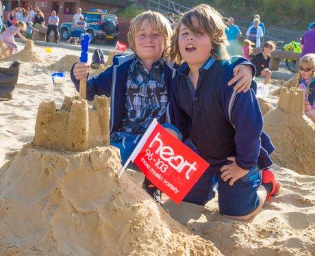 Lowestoft Sandcastle Record