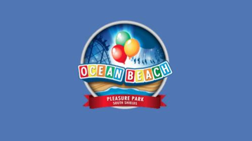 Ocean Beach South Shields Logo