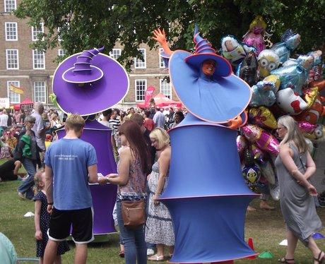 Heart Angels: Bristol Harbour Festival 18-19th Jul