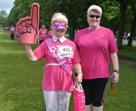 Race for Life Halifax