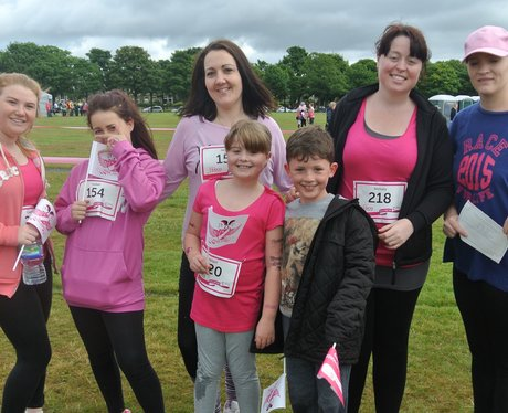 Race for Life Halifax