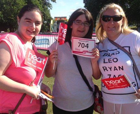 Race For Life In Prospect Park