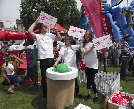 Heart Angels: Bristol Harbour Festival 18-19th Jul