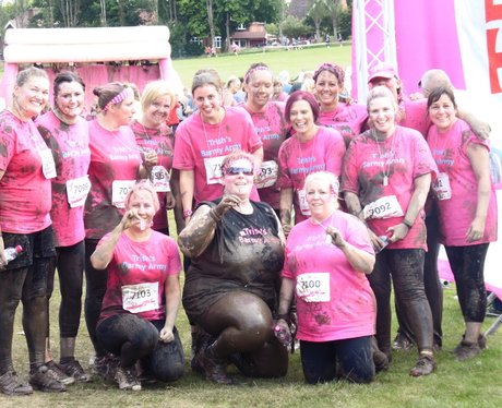 Pretty Muddy Longbridge Part Three!