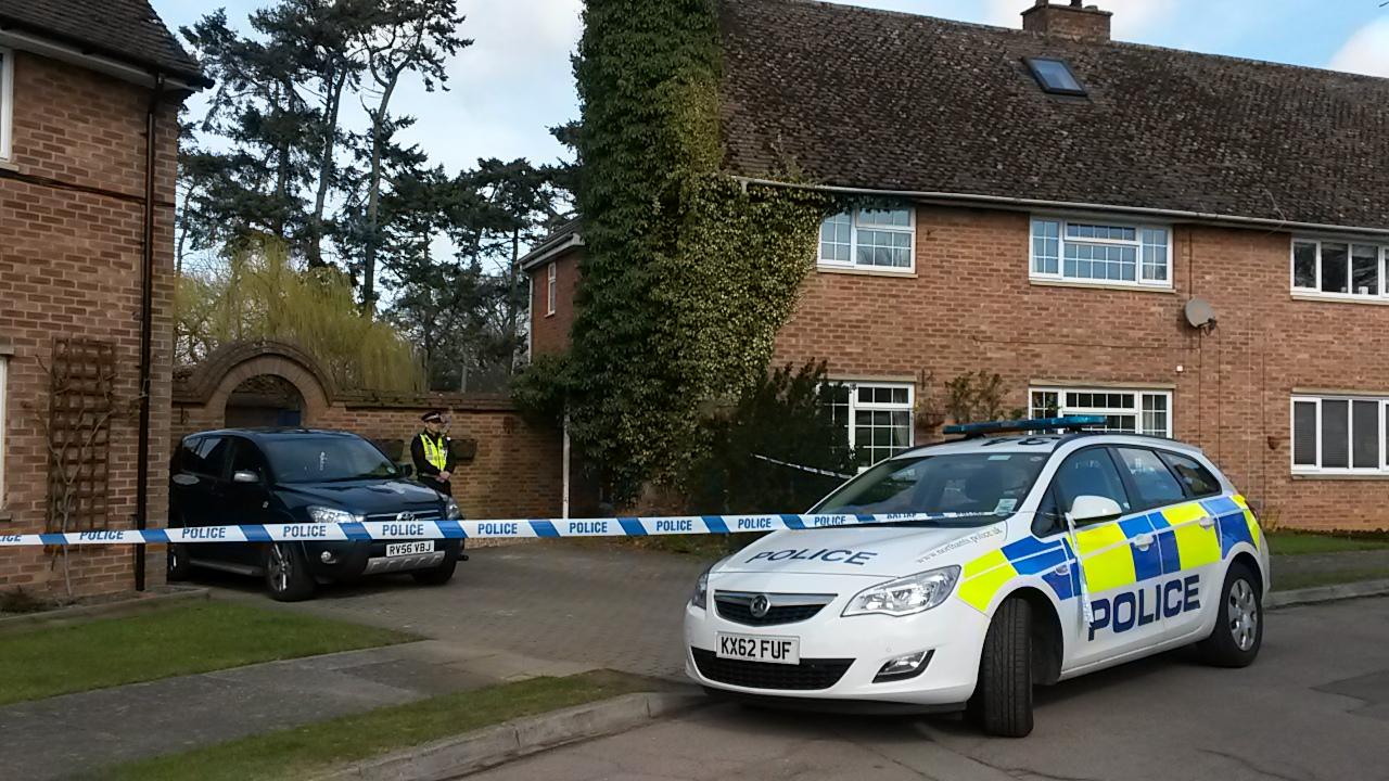 Wootton Hall Murder Inquiry