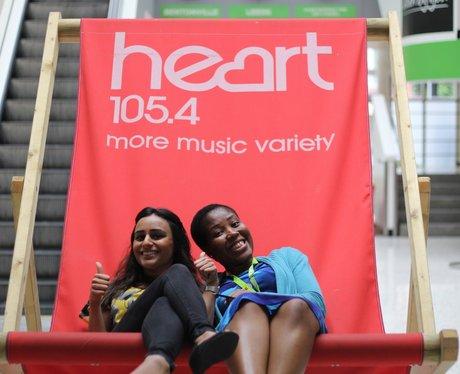 ASDA and Heart Showcase 2015