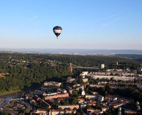 Bristol International Balloon Fiesta 2015 Press La