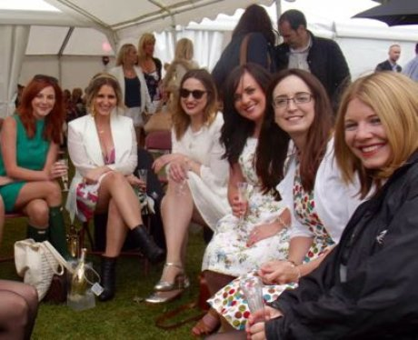 Castell Polo Hits the City!
