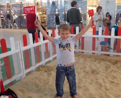Centre:mk Summer Beach - 26th July 2015
