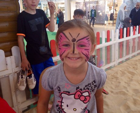 Centre:mk Summer Beach - 26th July 2015