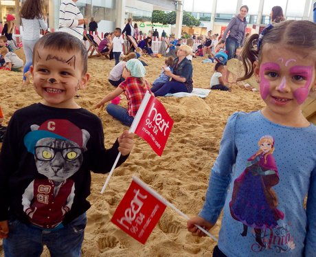 Centre:mk Summer Beach - 27th July 2015