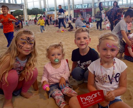 Centre:mk Summer Beach - 28th July 2015
