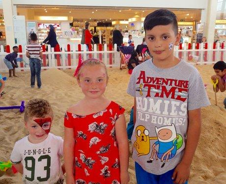 Centre:mk Summer Beach - 28th July 2015