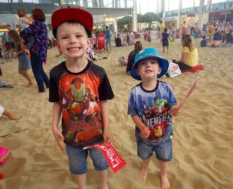 Centre:mk Summer Beach - 29th July 2015