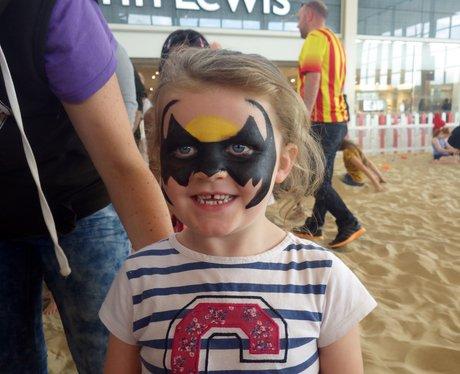 Centre:mk Summer Beach - 30th July 2015