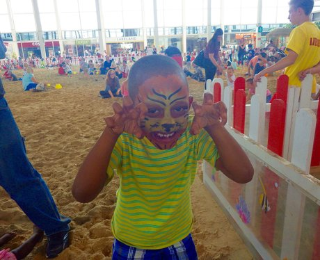 Centre:mk Summer Beach - 31st July 2015