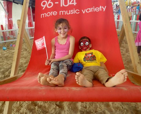 Centre:mk Summer Beach - 31st July 2015