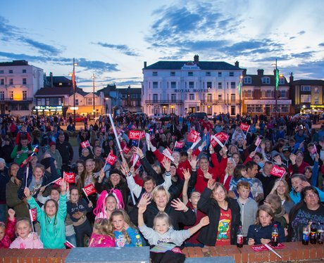 Great Yarmouth Fireworks 2015 Wk 3