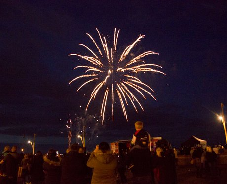 Great Yarmouth Fireworks 2015 Wk 3