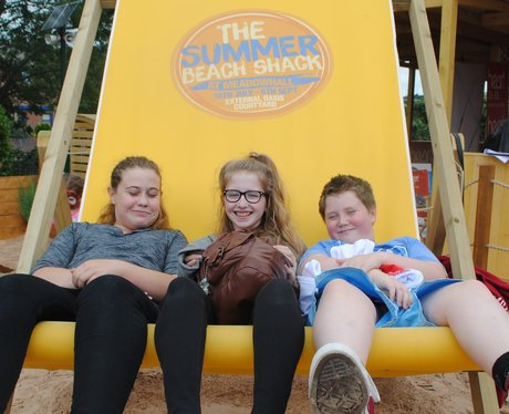 Meadowhall City Beach