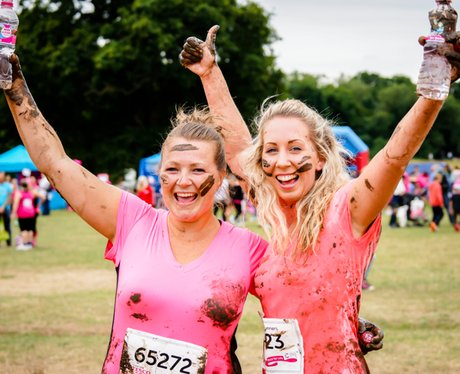 Pretty Muddy Norwich 2015