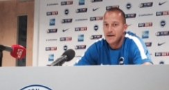 Bobby Zamora Press conference