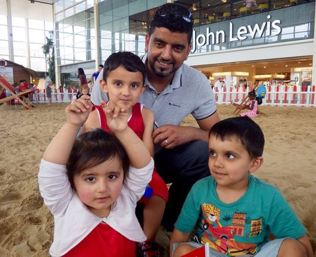 Centre:mk Summer Beach - 2nd August 2015