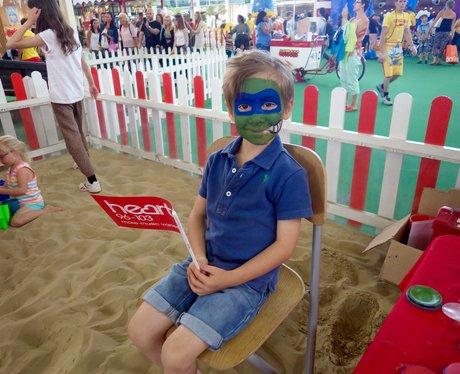 Centre:mk Summer Beach - 4th August 2015