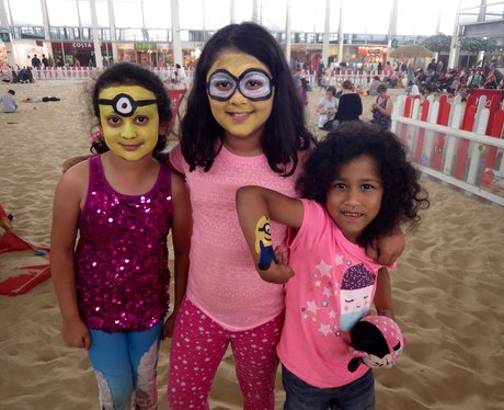 Centre:mk Summer Beach - 5th August 2015