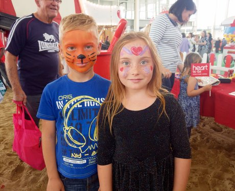 Centre:mk Summer Beach - 6th August 2015