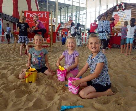 Centre:mk Summer Beach - 7th August 2015